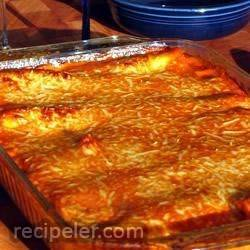 talian Baked Cannelloni