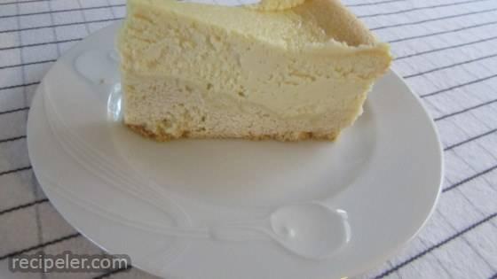 talian Easter Cheesecake