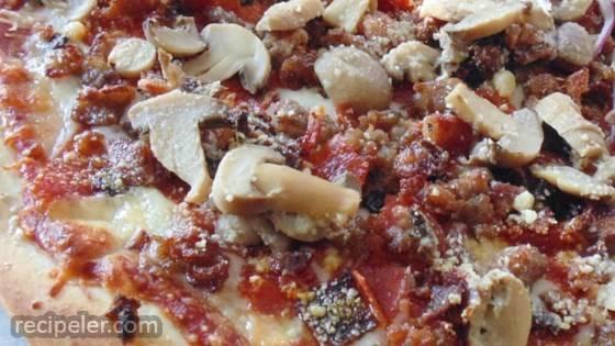 talian Feather Bread Pizza Dough