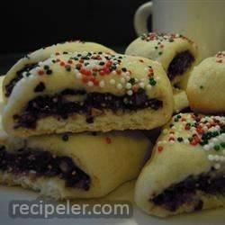 talian fig cookies