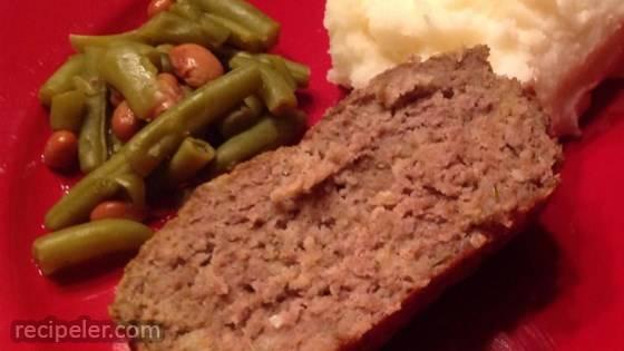 talian Meat Loaf