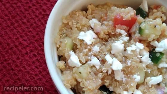 Talian Quinoa Salad