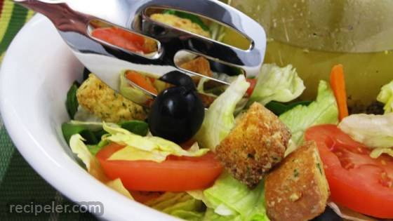 Talian Restaurant-style Salad Dressing