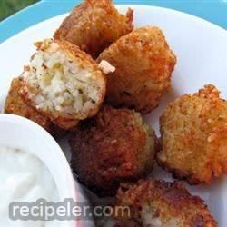 talian Rice Balls