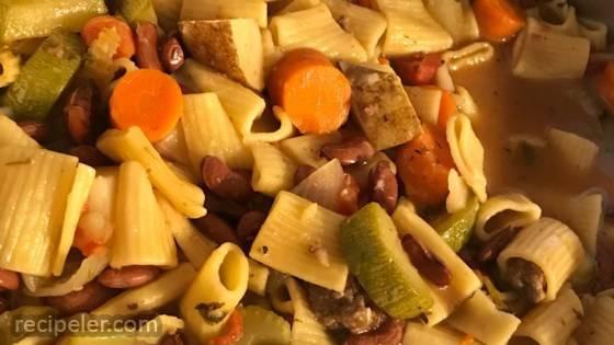 talian sausage soup