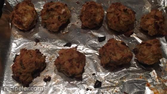 talian Tofu Meatballs