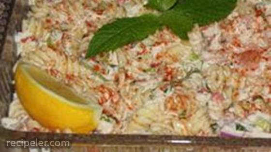 Tammy's Crab Salad
