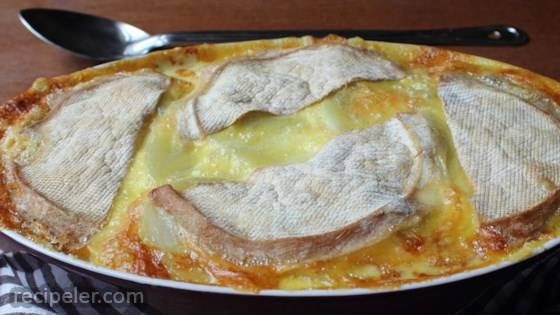 Tartiflette (French Potato, Bacon, and Cheese Casserole)