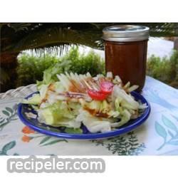 Tasteful Tahini Salad Dressing