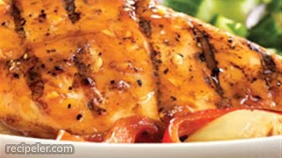 Teriyaki Thai Chicken Marinade