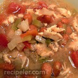 Terri's Chicken Carcass Stew