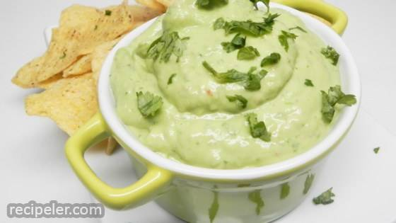 Texas Tomatillo Avocado Sauce