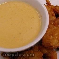 Thai Chili Butter Sauce