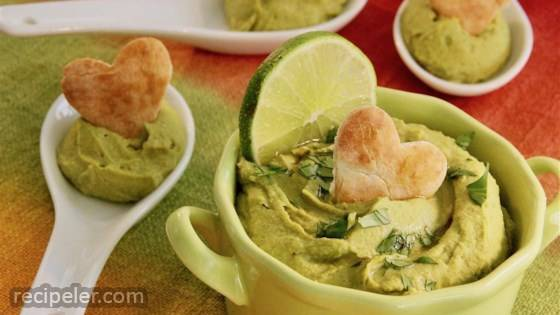Thai Curry Hummus