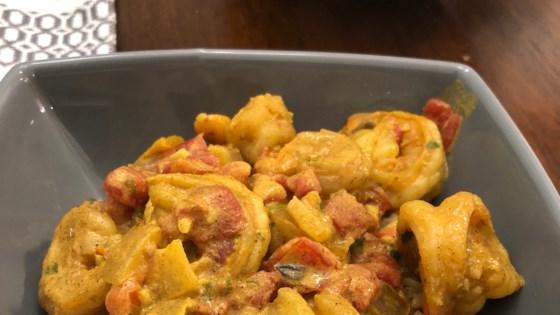 thai shrimp and clam curry