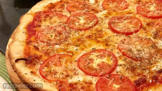 The Best Gluten-free Pizza Margherita