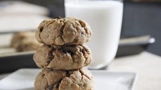 The Best Gluten-free Vegan Chocolate Chip Cookie