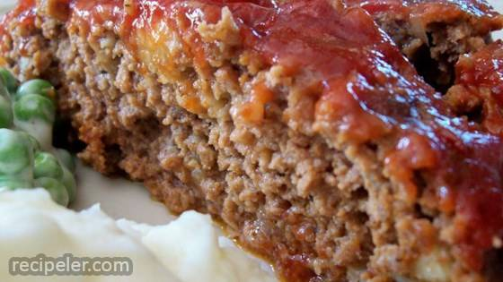 The Best Meatloaf 've Ever Made
