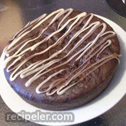 The Easiest Chocolate Pudding Cake
