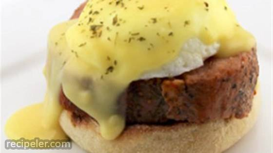 The Pork Sirloin Benedict