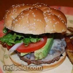 The Twenty Dollar Burger