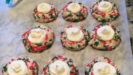 Thumbprint Cookies V