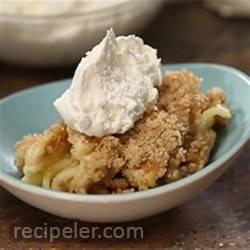 Tiffany's Apple Crisp