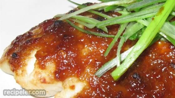 Tilapia in Tamarind Sauce