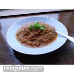Tomato and Broccoli Soup