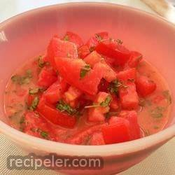 Tomato Tang Salad Dressing