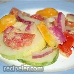 Tri-Mustard Salad