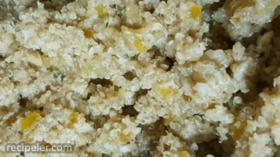 Tropical Quinoa