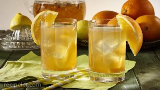 Tropical Stevia ced Green Tea