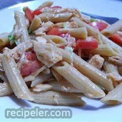 Tuna and Noodle Salad Light