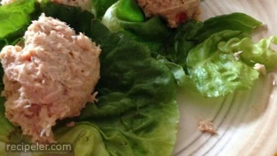 Tuna Confetti Salad