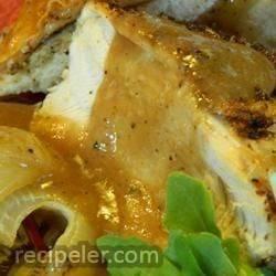 Turkey Breast with Gravy