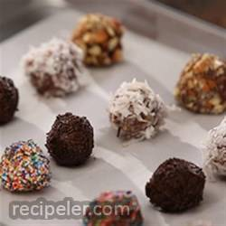 Utokia's Chocolate Peanut Butter Candies
