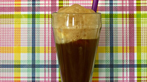 Vanilla Root Beer Float
