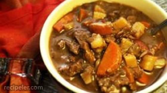 Vegan Stout Stew