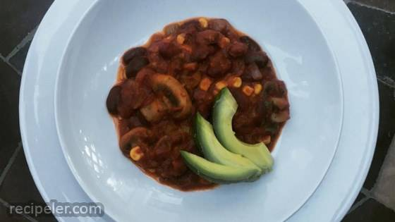 Vegan Taco Chili
