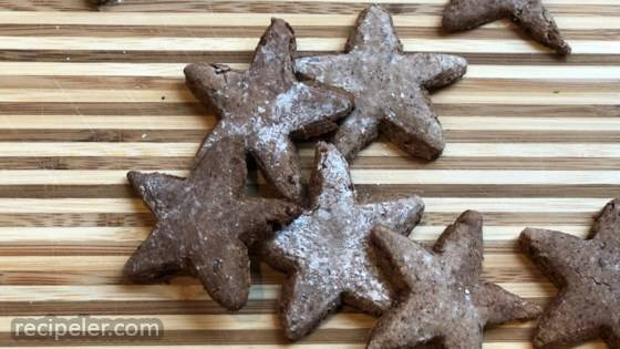 Vegan talian Anise Christmas Cookies