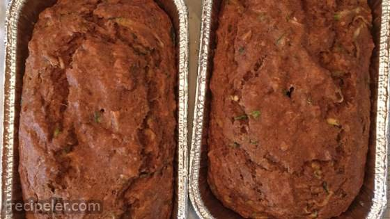 Vegan Zucchini Banana Bread Muffins