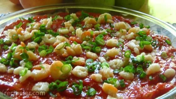 Very Easy Shrimp Dip