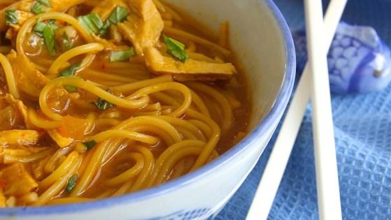 vietnamese la sa ga soup