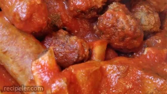 Vincenza's Pasta Sauce