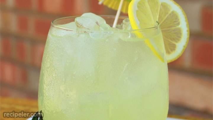 vintage lemonade