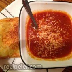 ViVi's Bacon and Tomato Soup