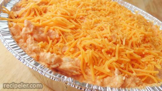 Warm Chicken Wing Dip