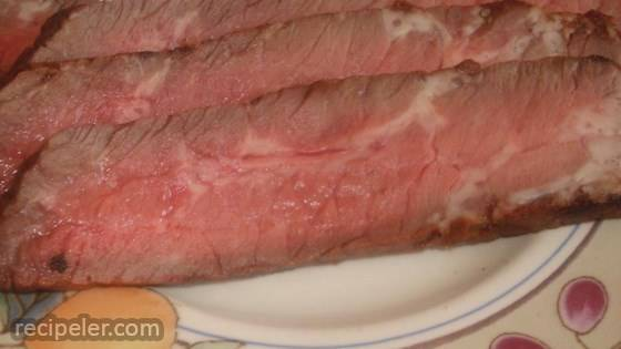 Way-Too-Easy Steak Marinade