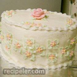 wedding cake cing